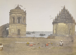 Hindoo temples, Bengal 247419